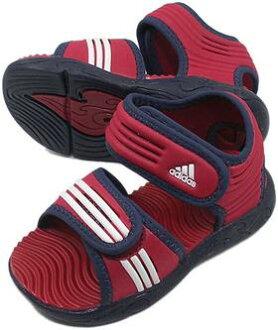 阿迪達斯原件阿迪達斯原件運動鞋 AKWAH 4I 涼鞋阿克瓦 4 I VICRED/西隧/NEWNAV (561793 SS07)
