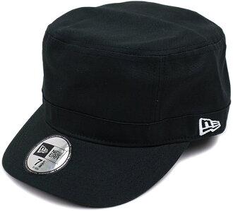 NEWERA new era Cap CAP WM-01 military Cap Black (SC N0002224) (NEW ERA) fs3gm