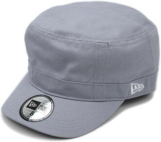 NEWERA NEWERA new era Cap CAP WM-01 military Cap grey ( N0005702 ) (NEW ERA) fs3gm