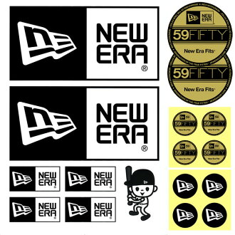 NEWERA new era NEWERA sticker Pack STICKER PACK sticker Pack (SC N0001520) (NEW ERA)