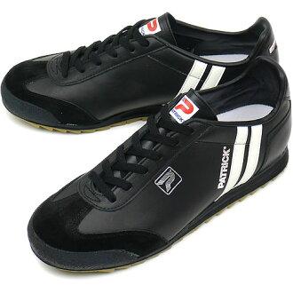 PATRICK帕特里克运动鞋人分歧D鞋LIVERPOOL利物浦黑色(0022)日本制造Made in Japan