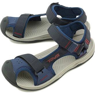 Teva tebasandarumenzu Hurricane Toe Pro颶風二專業運動涼鞋BLUE GRAPHITE(1000352-BLGT SS14)