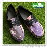 Sanuk sanukumenzu MORTIMER莫蒂默甲板鞋BLACK/GALAXY(SMF10368-BGLX SS15)