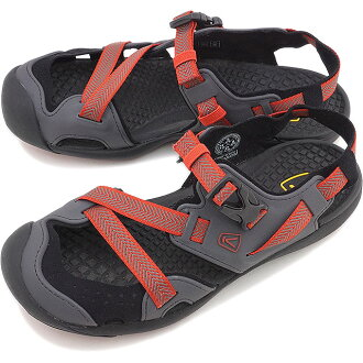 KEEN keen mens Sandals shoes water Zambezi MNS Zambezi mens MAGNET/BOSSA NOVA (1012612 SS15)