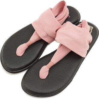 Sanuk sanukuredisusandaru YOGA SLING 2瑜伽吊鈎2 Beach sandal ROSE(SWS10001-ROSE SS15)