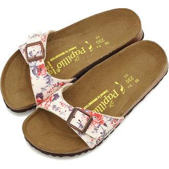 Papillio papirio BIRKENSTOCK birukenshutokkuredisumenzu MADRID涼鞋馬德裏BF Rambling Rose Beige(274243 SS15)