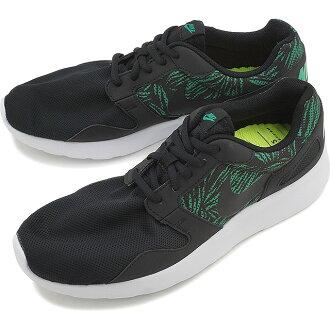 耐克男士运动鞋凯斯打印耐克凯时打印黑 / 黑 / 冲绿 / 白 (705450-003 SS16)