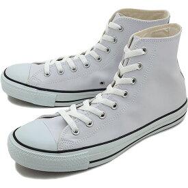 コンバース レザー オールスター ハイカット CONVERSE LEA ALL STAR HI ホワイト 靴 [32044990][e]