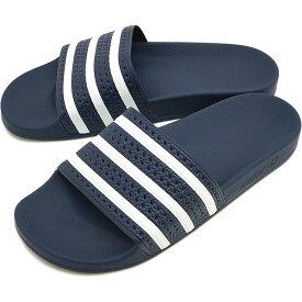 c41a40abaa24 アディダス オリジナルス アディレッタ シャワーサンダル 靴 adidas Originals ADILETTE アディブルー ホワイト 288022