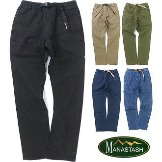Manastash 男子 Flex 褲子爬 MANASTASH FLEX 爬褲子 (7166021 SS16)