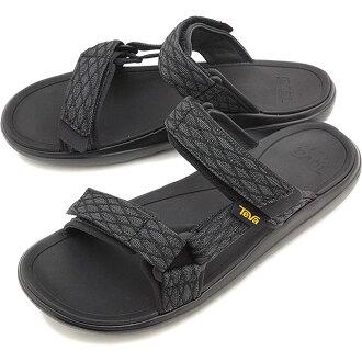 Teva 男式 Terra 浮滑涼鞋 Teva M TERRA 浮滑 BLK (1009814 SS16)