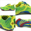Vibram FiveFingers Vibram five fingers mens KMD EVO catemdi Evo Yellow/Blue/Red Vibram five fingers five finger shoes barefoot (15M4003)