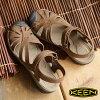 熱衷於熱衷於婦女涼鞋皮革婦女玫瑰玫瑰皮革黑暗地球/斑紋 (1012673 SS16)