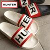 HUNTER 헌터 샤워 샌들 레인 슈즈 남자 MENS ORIGINAL HUNTER SLIDE 원래 사냥꾼 활 (HMFD4016EVA SS16)