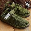 沙加沙加涼鞋皮帶涼鞋男裝遠足遠足運動涼鞋橄欖 (433,000 SS16)