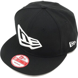 新埃拉NE旗幟蓋子NEWERA人分歧D 9FIFTY NE FLAG BLK/S.WHT CAP(11278045 SS16)