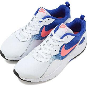NIKE Nike Lady's sneakers WMNS STARGAZER ウィメンズスターゲイザーホワイト / ラバグロウ / Paramount blue (882,267-100 SS17)