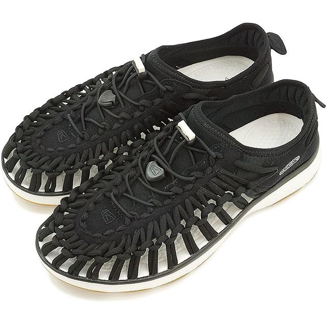 キーン ユニーク O2 サンダル 靴 レディース KEEN UNEEK O2 WMN Black/Harvest Gold (1017055 SS17)【コンビニ受取対応商品】