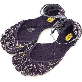 【1/31まで!ポイント10倍】Vibram FiveFingers ビブラムファイブフィンガーズ レディース WMNS VI-S NIGHTSHADE/VIOLET ビブラム ファイブフィンガーズ 5本指シューズ ベアフット 靴 [17W6501]
