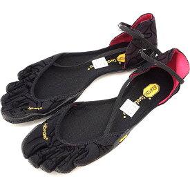 【1/31まで!ポイント10倍】Vibram FiveFingers ビブラムファイブフィンガーズ レディース WMNS VI-S BLACK ビブラム ファイブフィンガーズ 5本指シューズ ベアフット 靴 [16W6501]