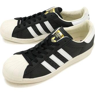 Cheap Adidas SUPERSTAR VULC ADV # D68718 / BLACK / WHITE