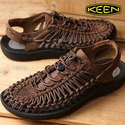 619e85f90f 楽天市場】【限定モデル】KEEN キーン ユニーク レザー サンダル 靴 ...