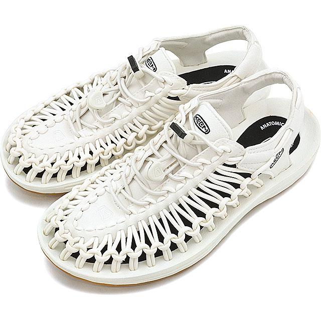 【即納】【限定モデル】キーン ユニーク サンダル 靴 レディース KEEN UNEEK WMN White/Black (1017049 SS17)【コンビニ受取対応商品】