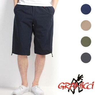GRAMICCI guramichimenzu WEATHER SPANT天氣伸展短褲(GMP-17S033 SS17)