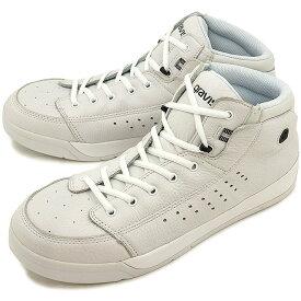 gravis グラビス メンズ レディース Tarmac HC DLX ターマック ハイカット デラックス WHITE/BLACK 靴 [1010]