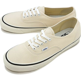 VANS 반즈 ANAHEIM FACTORY PACK 애너하임 팩토리 팩 AUTHENTIC 44 DXauthentic CLASSIC WHITE (VN0A38ENMR4 SS17)