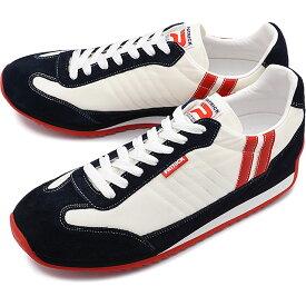 【4/9まで!楽天カードでポイント10倍】【返品送料無料】【ノベルティプレゼント】パトリック PATRICK スニーカー MARATHON マラソン メンズ・レディース 日本製 靴 WHITE ホワイト [9420]【定番モデル】