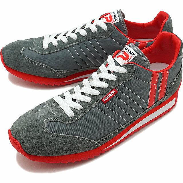 【返品送料無料】PATRICK パトリックスニーカー 靴 パトリック マラソン MARATHON GRY 9624 パトリック スニーカー 靴 スニーカ sneaker