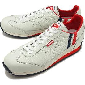 【9/18限定!楽天カードで最大6倍】【返品送料無料】PATRICK パトリック スニーカー MARATHON-L マラソン・レザー メンズ・レディース 日本製 靴 TRC トリコロール [98800]【定番モデル】