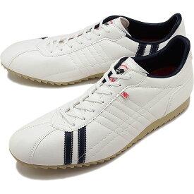 【4/9まで!楽天カードでポイント10倍】【返品送料無料】【限定復刻モデル】PATRICK パトリック スニーカー 日本製 靴 SULLY シュリー WH/NV ホワイト系 [26952]