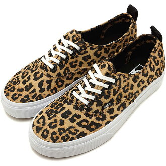 VANS 반즈 AUTHENTIC PTauthentic LEOPARD/TRUE WHITE (VN0A38F1MTD SS17)