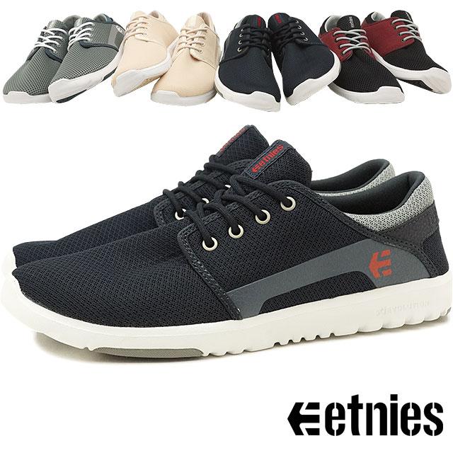 【55%OFF】【在庫限り】ETNIES エトニーズ スニーカー 靴 スケシュー SCOUT スカウト メンズ レディース【sp】【e】【コンビニ受取対応商品】