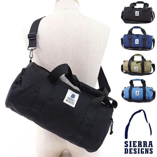 【即納】SIERRA DESIGNS シェラデザイン ボストンバッグ DRUM BAG M ドラムバッグM ダッフルバッグ (1803 SS18)【コンビニ受取対応商品】