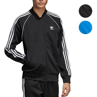 adidas Adidas jersey men SST TRACK TOP superstar truck top jacket adidas Originals Adidas originals (EMX20/CW1256 SS18)