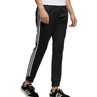 adidas阿迪达斯运动衫人SST TRACK PANTS大明星运动裤adidas Originals阿迪达斯原始物(EMX19/CW1275 SS18)