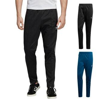 adidas阿迪达斯运动衫人BECKENBAUER TRACK PANTS贝肯鲍尔运动裤adidas Originals阿迪达斯原始物(EMX21/CW1269 SS18)