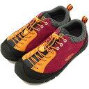 KEEN基恩碧玉运动鞋女士W JASPER ROCKS SP碧玉液体氧SP Red Plum/Apricot(1018900 SS18)