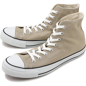 CONVERSE コンバース スニーカー 靴 メンズ・レディース ALL STAR COLORS HI オールスター カラーズ ハイカット ベージュ [32664389 1CL128C]