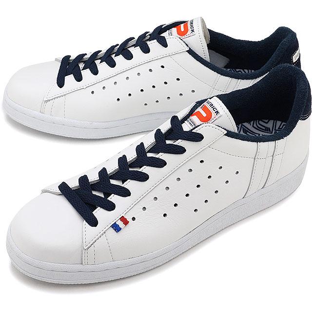 【即納】【返品送料無料】PATRICK パトリック スニーカー QUEBEC ケベック P-NVY メンズ・レディース 靴 (113002 SS18)【コンビニ受取対応商品】
