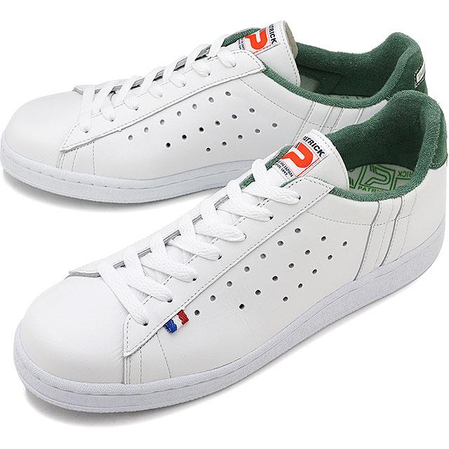 【即納】【返品送料無料】PATRICK パトリック スニーカー QUEBEC ケベック P-GRN メンズ・レディース 靴 (113008 SS18)【コンビニ受取対応商品】