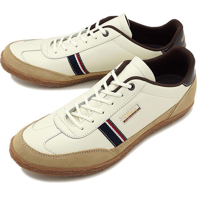 mobus モーブス スニーカー 靴 ROSSOW ロッソー SAND/CREAM メンズ (M-1807T-5913 SS18)【コンビニ受取対応商品】