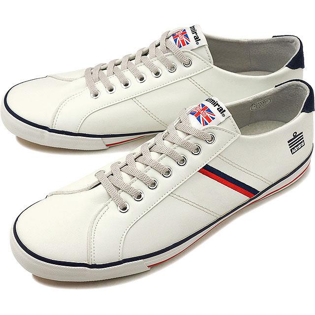 【即納】アドミラル スニーカー 靴 メンズ レディース ワトフォード Admiral Watford トリコ SJAD0705-14 アドミラル【e】