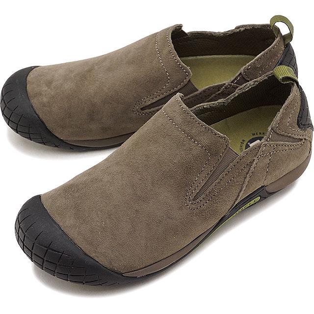 【即納】メレル パスウェイ モック メンズ スニーカー 靴 MERRELL PATHWAY MOC MNS BOULDER[66329 SS11][e]