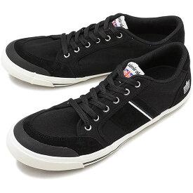 【1/31まで!ポイント2倍】Admiral アドミラル スニーカー 靴 INOMER イノマー BLACK[SJAD1509-02]【e】