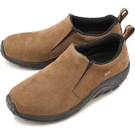 【楽天カードで8倍】メレル ジャングルモック ゴアテックス メンズ MERRELL Jungle Moc GORE-TEX MNS Dark Earth靴 [42303 FW13]【e】【br】