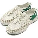 KEEN基恩独特的运动鞋鞋凉鞋女士W UNEEK O2独特的O二White/Amazon(1018735 SS18)